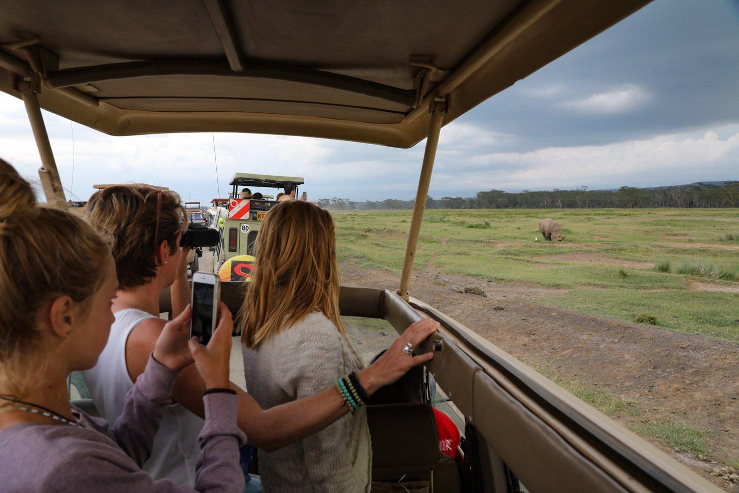 Kenia en kinderen: een leuke match, zeker als je op safari gaat